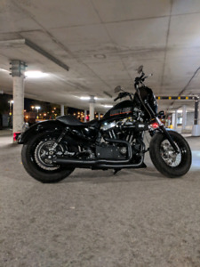 harle davidson Sportster forty eight 2014 1200