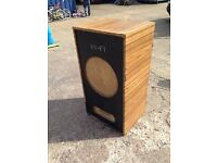 Vintage 70's 80's Reggae Sound System Speaker