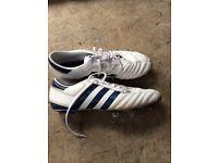 Adidas football boots- 10
