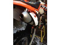 KTM 125 exc (2014)