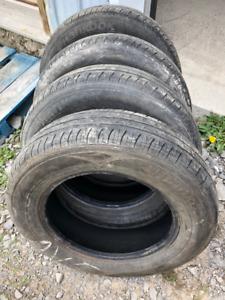 4x pneus d'été 175/70R14 84t Hankook Optimo H724