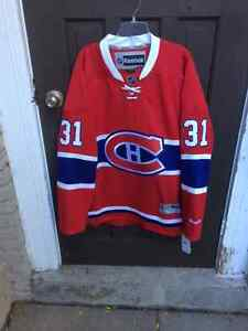 Montreal Canadian Carey Price jersey
