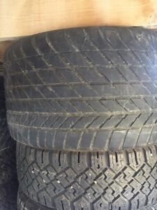 315/45 r17 75% good year tires mint