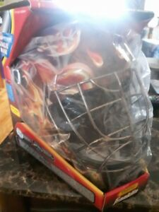 Street Hockey Goalie Mask franklin-ages 5-9 bnib never used