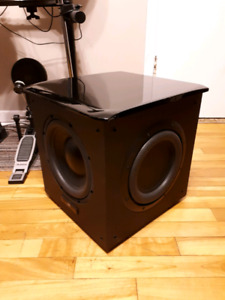 """Sinclair 310s 10"""" 300w Powered Subwoofer"""