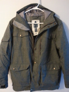New and lightly used fall/winter jackets