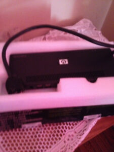 HP Notebook QuickDock/Microsoft Sculpt Touch Mouse