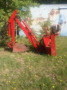 Ditch Witch Backhoe Attachment For Skidsteer