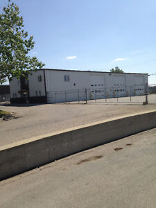 5000 Sq Foot Shop with Fenced Yard in Airdrie