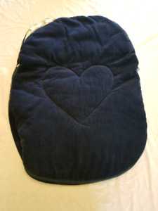 Cuddle bag/ car seat cover