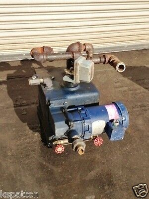 Shipco Hydraulic Pump Model 62.dc 12 Hp Small Unit