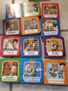 Toy Story  set of books