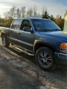2006 GMC quad cab