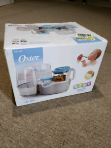 Oster Baby Nutrition Centre (Food Processor)