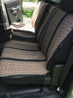 Rear FIA Seat Covers for GM / Chev Back Seat PRICE REDUCED