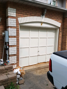 Wanted a 8*7 garage door