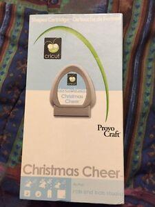 Cricut Christmas Cheer Shapes Cartridge