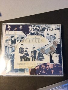Beatles Anthology CD Colection