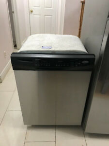 Excellent condition whirlpool dishwasher for sale