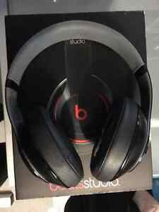 Beats by Dre Studio Over Ear Noise Cancelling Wired Headphones