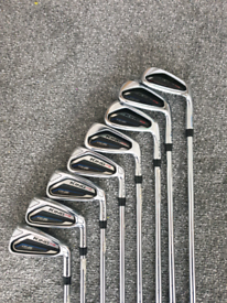 Cobra f9 one length irons