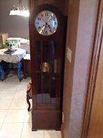 Grandfather Clock Made In England