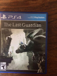 The Last Guardian - - Sony Playstation 4-PS4