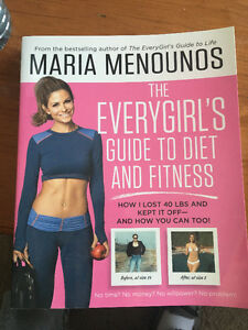 Maria menounos - everygirls guide to diet and fitness