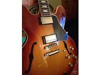 Gibson es 335 63 reissue