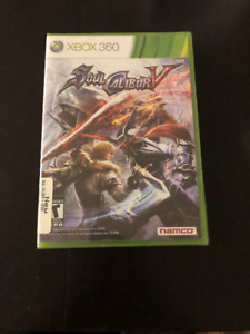 Soul Calibur V for the Xbox 360