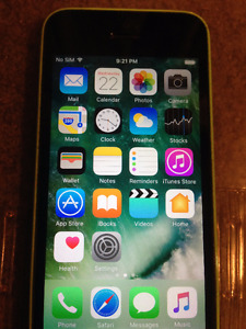iphone 5c 8gb unlocked to any carrier