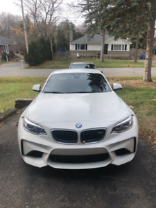 Bmw M2 for lease transfer