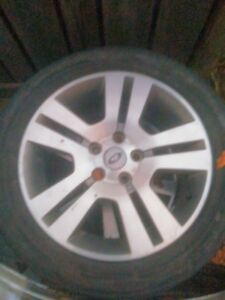 """17"""" ford rims"""