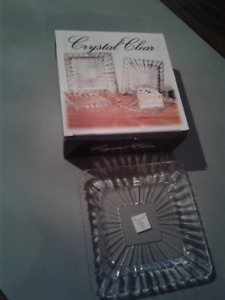 Crystal Glass Plates