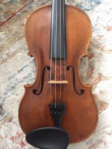 Beautiful Old German Violin