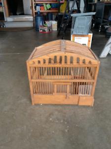 Handmade Bird Cages
