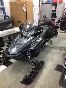 Yamaha venture rs gt 2008