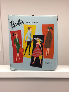 Barbie & Ken Storage Case 1960's