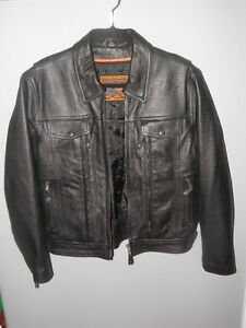 New ladies Leather Motorcycle Jacket