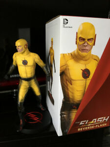 The Flash - TV Series Reverse-Flash 12 Inch Statue $80.00
