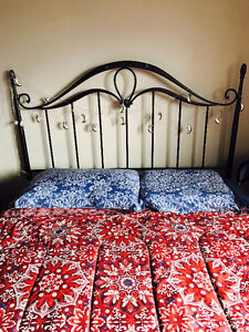Urgent Moving Sale!! - Mattress, Box Spring, Comforter