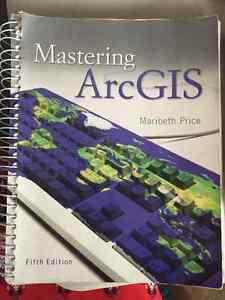 Mastering ArcGIS 5th Addition