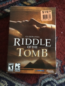 PC Game-Riddle of the Tomb