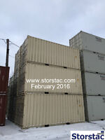 20' New Storage / Shipping Containers $2,895 (Grey or Beige)