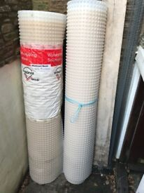 Waterproof mesh membrane