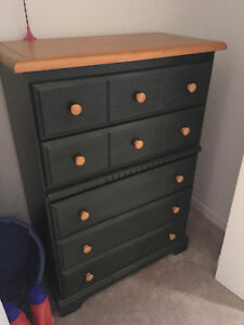Only $40 for Large, Solid Wood Dresser
