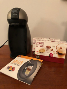 Nescafe Dolce Gusto Krups coffee maker