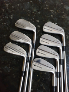 Taylormade P730 Forged Irons Mens RH 4-PW