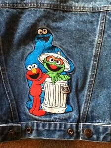 Sesame Street Jean Jacket in St Thomas London Ontario image 2