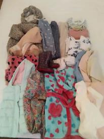 12-18 months Bundle of autumn/winter girls clothes